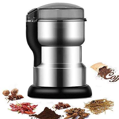 Electric Grain Mills Dry Chile Peppers Grinder Black Peppercorn Mill Salt Grinder Spice Grinder