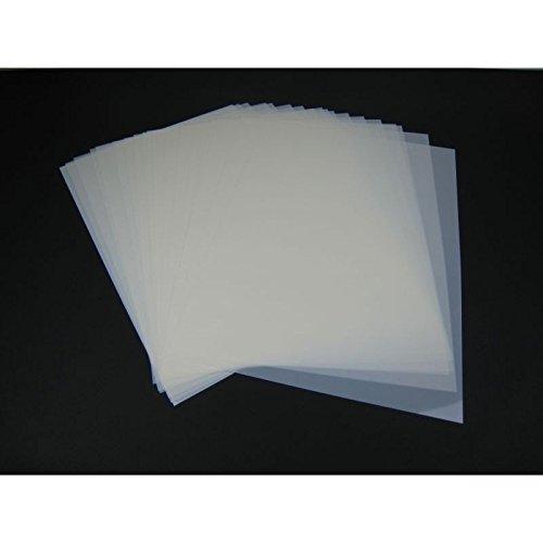 MYLAR Airbrush Schablonen Material DIN A3, 10 Stück DIN A3