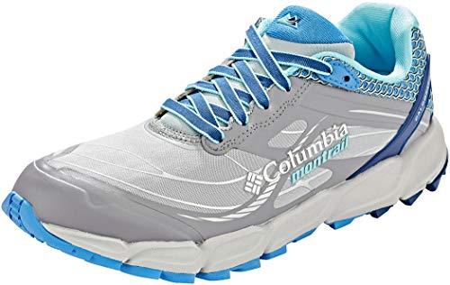 Columbia Caldorado III, Chaussures de Trail Femme, Earl Grey Coastal Blue, 37 EU