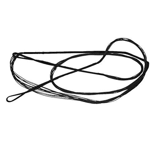 Aiecis Archery Hunting - Cuerda de repuesto para arquería, 162cm/64inch