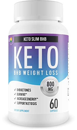 Keto Youthful Weight Loss - Keto Slim - Exogenous Ketones - Burn Fat, Lose Weight,Induce Ketosis with This Purely Crafted Keto Diet Supplement. The Purest Ingredients for Keto Trim Results!