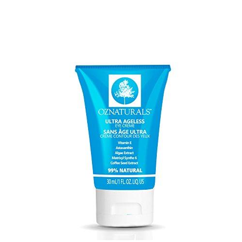 OZ Naturals Crème anti-rides, anti-cernes et hydratante pour les yeux