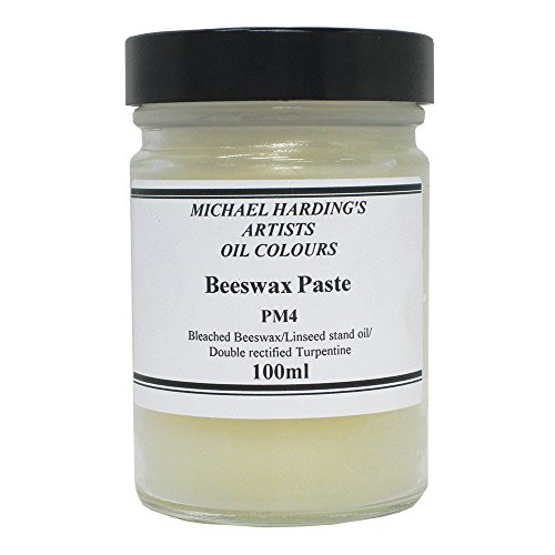 MICHAEL HARDING Artist Oil Colours Beeswax Paste