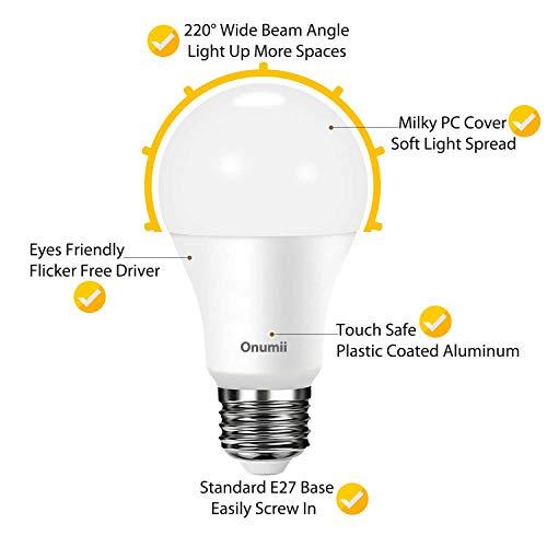 Onumii Bombillas LED