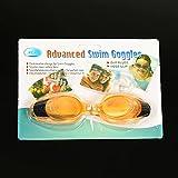 JSJJAUJ Gafas de natación Gafas de natación Transparentes con Clip...