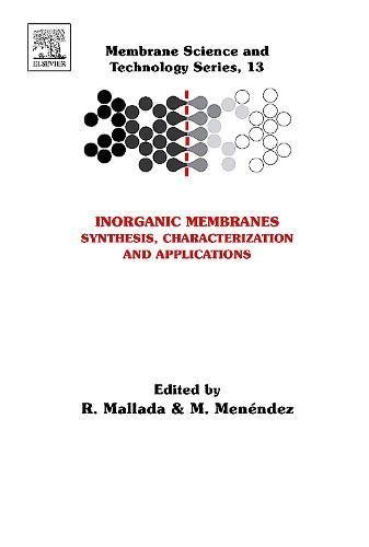 Inorganic Membranes: Synthesis, Characterization and Applications (ISSN Book 13) (English Edition)
