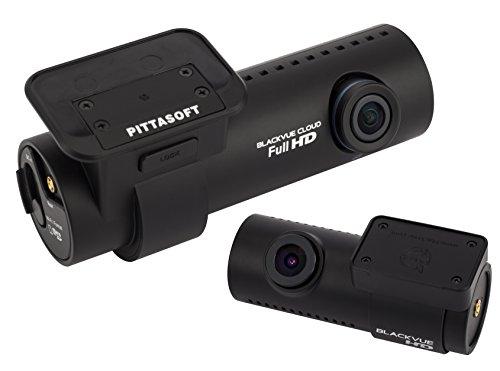 DR650S-2CH 16Go Dashcam Camera Connectée Pour Véhicule Avec Grand-angle Full HD WIFI GPS et Cloud