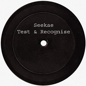 Test & Recognise (Remixes)