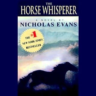 The Horse Whisperer audiobook cover art