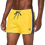 Arena M Barth X, Pantaloncino da Mare Uomo, Giallo (Yellow), M