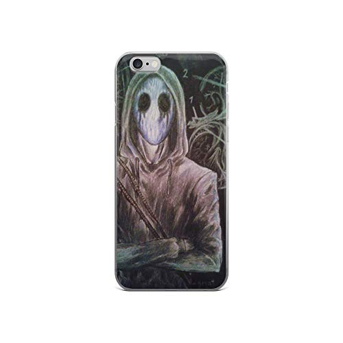 iPhone 6/6s Pure Clear Case Cases Cover Eyeless Jack Creepypasta
