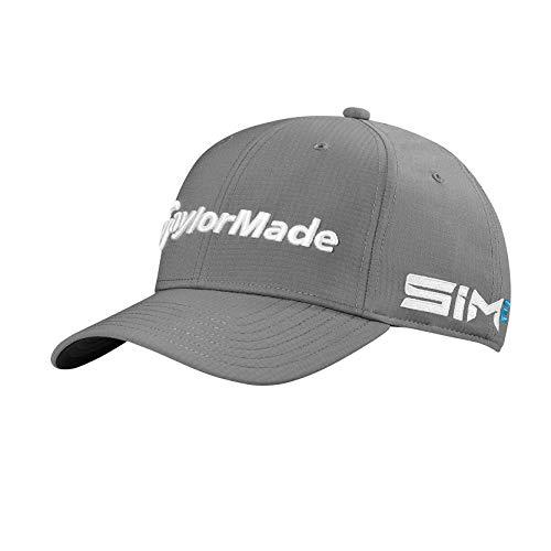 TaylorMade Tour Radar Casquette de Golf pour Homme, Homme, Casquette de Golf, Charbon, Taille Unique