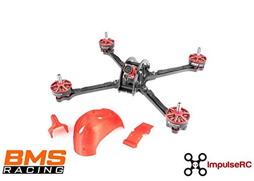 ImpulseRC BMSRacing JS-1 Race Drohnen Copter Frame