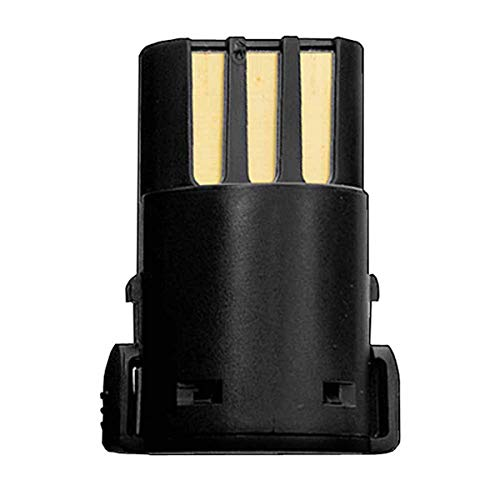 Rotschopf24 33185 - Batería para Moser Arco, Wahl Adelar, Moser Genio, Wahl Power+