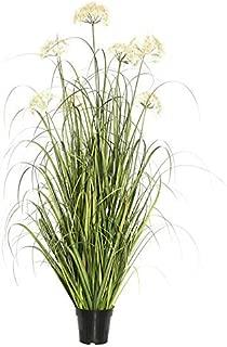 Artificial Dandelion Flowering Grass in Pot - Highland Dunes
