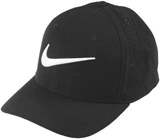 NUOVA linea uomo Fila nero Sykes Cotone Berretto Da Baseball Caps