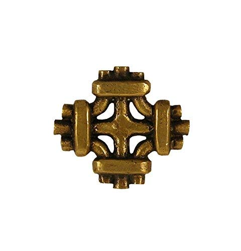 Celtic 1.88' Knot Knob Finish: Antique Brass