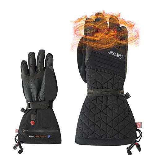Lenz Heat Glove 4.0 Vrouwen Set met 1800 Li-ion batterij verwarmde handschoenen dames verwarmde handschoenen vrouwen verwarmde motorhandschoenen met verwarming motor verwarmde handschoenen motorfiets