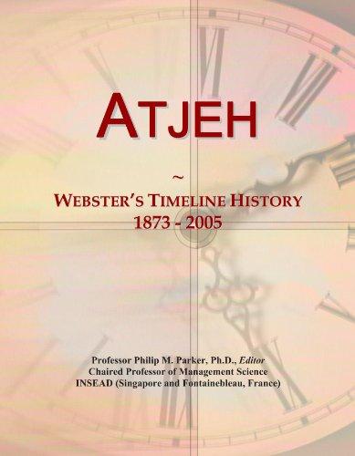 Atjeh: Webster