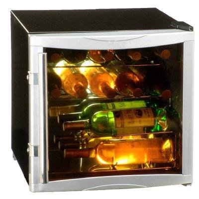 Magic Chef MCWC16MCG 16-Bottle Wine Cooler