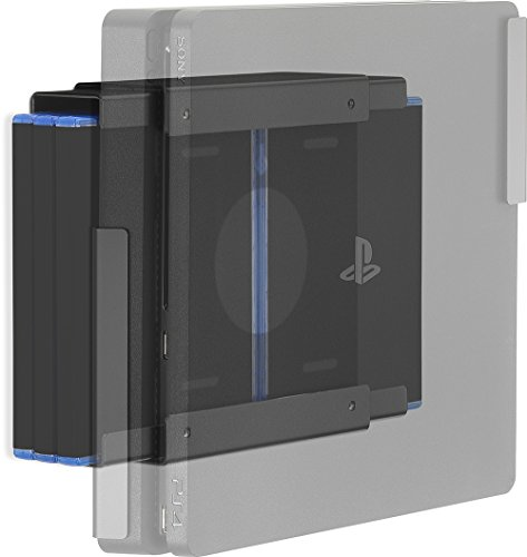 GamingXtra Game Storage Unit for Sony PS4 and Xbox One - Black [Importación inglesa]