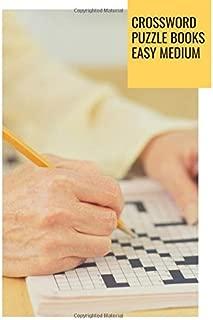 crossword puzzle books easy medium: This book crossword puzzle books big printAboutcrossword puzzle books for adults medium difficultyor crossword ... for adults medium difficulty extra maze books