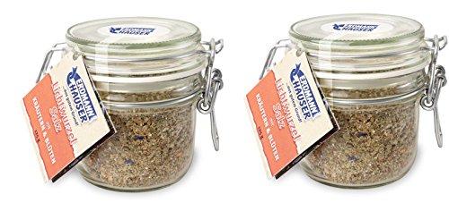 ErdmannHAUSER Getreideprod Bio Lichtwurzel Salz mit Kräutern und Blüten (2 x 125 gr)