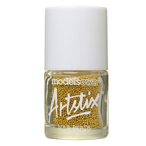 modèles propre Artstix à ongles Perles Doré