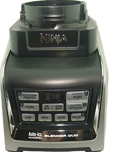 Ninja Motor for Auto IQ Duo Blenders BL640 BL641 BL910 1200 Watt