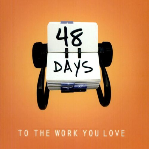 48 Days to the Work You Love cover art
