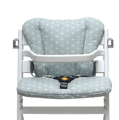 Blausberg Baby - Sitzkissen Set für Safety 1st Timba - Happy Star Grün