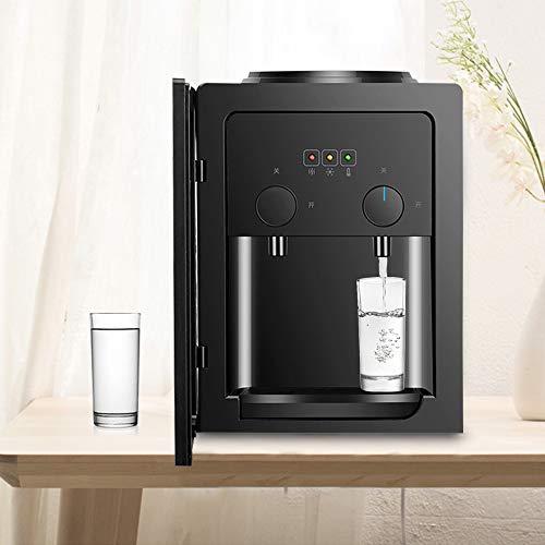 Berkalash - Dispensador de agua caliente eléctrico, dispensador de agua caliente y fría, dispensador de agua adecuado para casa y oficina