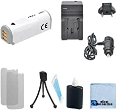 NB-9L High-Capacity Battery + Car/Home Charger For Canon PowerShot N, SD4500 IS, Canon ELPH 520 HS, ELPH 510 HS, ELPH 530 HS, Canon IXUS 1000 HS, IXY 50S, N2 & More. Cameras + Complete Starter Kit