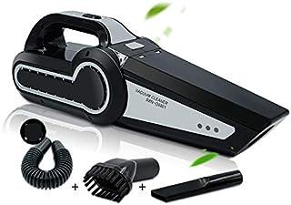 FUMAK Car Vacuum Cleaner 120W Portable Mini Super Suction 4.5m Handheld Wet and Dry Dual