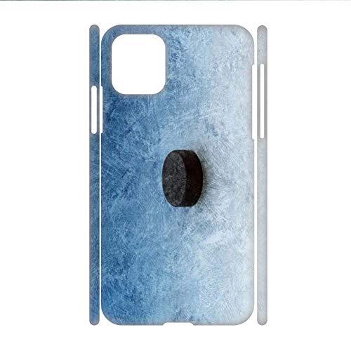 Generic Compatible Sur Apple iPhone 11 Impression Hockey Protection Cas De Téléphone Abs Pour Femme Choose Design 129-3