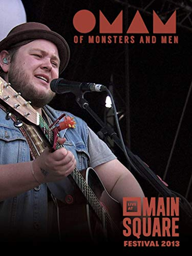 Of Monsters and Men - Main Square Festival 2013