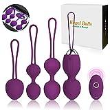 Kegel Balls for Women Pelvic Floor Exercises and...
