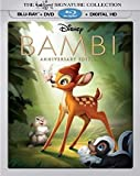 Bambi: The Signature Collection [Blu-ray] Limited Edition Lenticular Slipcover - Best Buy Exclusive