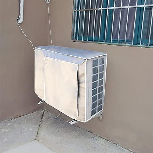 Copertura del Condizionatore Copertura aria condizionata all'aperto Impermeabile Anti-Snow Oxford Condizionatore Aria condizionata Copertura Condizionatore d'aria Condizionatore Protezione