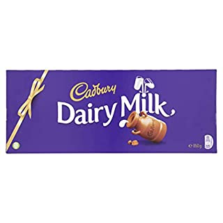 Cadbury Dairy Milk Chocolate Bar, 850 g (B07CX14HPC) | Amazon price tracker / tracking, Amazon price history charts, Amazon price watches, Amazon price drop alerts