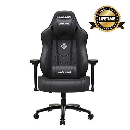 Koch Media - Dark Demon Premium Gaming Chair Black