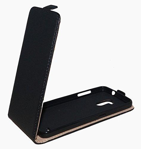 Flip Flex Handy Hülle Tasche für ZTE Blade V7 Lite Schutz Hülle Schutzhülle Etui
