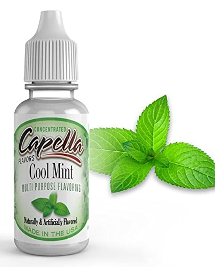 Capella Flavor Drops Cool Mint Concentrate 13ml