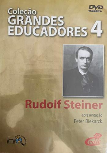 DVD Grandes Educadores - Rudolf Steiner [dvd]