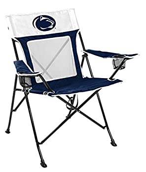 Rawlings NCAA Game Changer Large Folding Tailgating and Camping Chair with Carrying Case  ALL TEAM OPTIONS  Pennsylvania State Nittany Lions