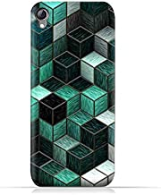 Infinix Hot Note X551 TPU Silicone Protective Case with cubes Design
