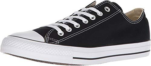 Converse M9166, Unisex-Adult's Sneakers, Black And White (Black (Black/White), 8 UK (41.5 EU EU)