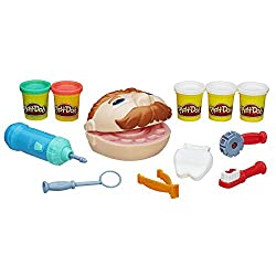 play doh sets dentist