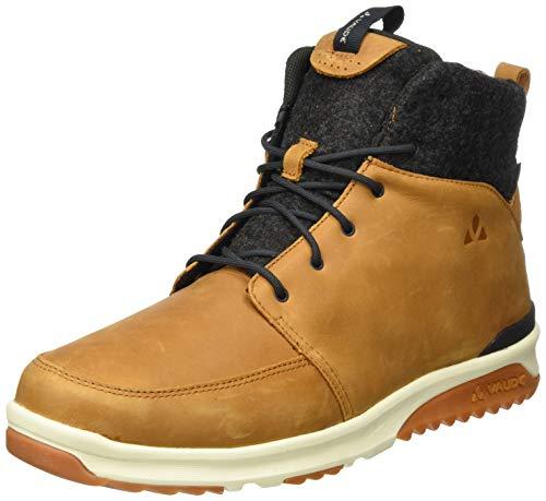 VAUDE Men's Ubn Kiruna II Mid STX, Chaussures de Randonnée Basses Homme, Marron (Hazelnut 570), 45.5 EU