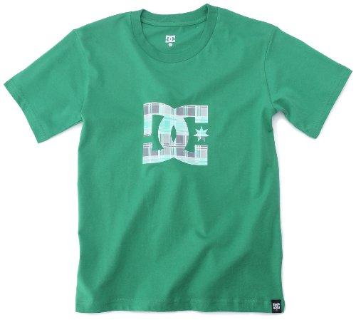 DC Shoes Horatio By Eu - T-Shirt - Garçon - Vert (Celtic) - M